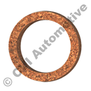 Cork gasket, jet lower, B14A/B16B