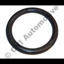 Gummiring (hård) svänghjulskåpa (200 mm) (motor utan främre balk - 2st åtgår)