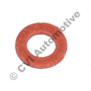 Fiber washer for screw 804342 et al AQ 100/100B outboard drive