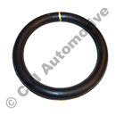 Gummiring svänghjulskåpa (mjuk) (motor med främre balk)