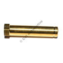 Adjuster nut, control cable attachment