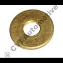Bricka för o-ring under munstycksbussning