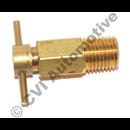 """Drain tap engine block, B18/B20 (thread 1/4"""")"""
