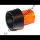 Lens, dash panel warning lamp, Penta
