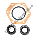 Gasket set sea water pump AQ/BB165/170, (+MD21A/21B from engine 103387-)