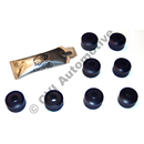 Bushing kit Anti-roll bar in Polyurethane, PV/Amazon/140/164