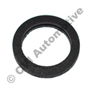 Sealing ring coolant pipes