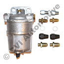 Water separator BB115B/C, AQ115A/B AQ130C/D, AQ170A/B/C, BB170A/B/C