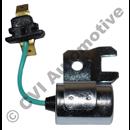 Condenser, Penta B21/B23/B25 (square hole)AQ120B/125A/140A/BB140A/AQ131/145