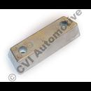 Zinkanod för sköld AQ290/290A/290DP /SP-A/SP-A1/SP-A2/SP-C/SP-C1/DP-A m.m.