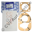 Gasket set for 1 Solex 44 PA1 (824803) (genuine Volvo Penta)