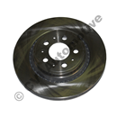 Brake disc rear,  XC90 (to ch# -633384)