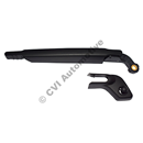 Wiper arm with cover,  for  rear window (V70N 00-08, XC70 01-07)