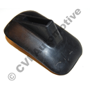 Bumper iron rubber Duett front (NB Does not fit 444/544)