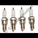 Spark plug set AQ120B, AQ125A/B, AQ131 all, AQ140A, AQ145A/B, AQ151A/B/C, 230A, BB145A