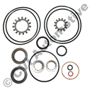 Gasket set lower drive unit 200, 250, 270, 280, 285, 290, 290DP et. al.