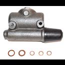Brake cylinder set, PV444/445 '47-'58 (5 cylinders + 3 hoses) 444 -ch# 207865