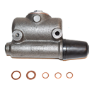 Bromsscylindersats, PV444/445 '47-'58 (5 cylindrar + 3 slangar)  444 - ch 207865