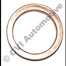 Sealing ring, B4B exhaust
