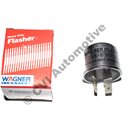 Flasher relay 2-pin, 6 volt (NB! Wagner/Volvo genuinel)