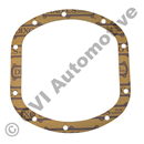 Gasket under inspection cover, Spicer (Thick gasket - very high quality)