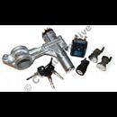 Lock set 240 - central locking 244 448833-, 245 902600-