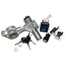 Lock set 240 - central locking '88-'93 244 448833-, 245 902600-