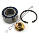 Wheel bearing rear 700/960M-L/850 AWD +S/V70 -00 AWD, S90/V90
