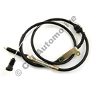 Handbrake cable front+left rear 700/900  (rigid rear axle) 700 '88-, 940/960 '91-'94