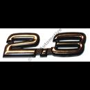 """Emblem """"2.3"""", 900"""