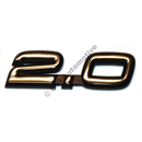 "Emblem ""2.0"", 900 (China market only)"
