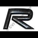"""Emblem """"R"""", 850"""