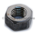 Nut for valve adjustment screw