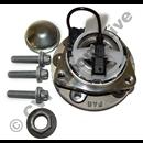 Wheel bearing kit front, Saab 9-3 (2003-), 9-3X (with ABS sensor)     FAG/SKF