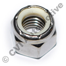 Nyloc nut (stainless)
