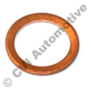 Copper washer (d=10 mm, D=14 mm) (834452)