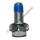 Lock screw for caliper
