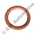 Copper washer (d=8 mm, D=11 mm)
