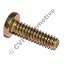 Screw for flasher lens 140 67-72