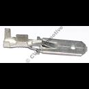 Ledningssko, dubbel tjocklek (0,8 mm) (6,35 mm bred)
