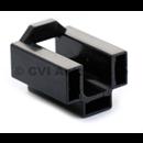 H/L connector (black)