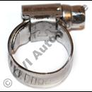 Klamma (rostfri) 11-17 mm