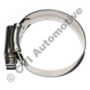 Hose clamp 32-44 (stainless)