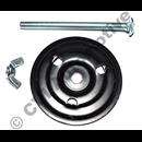 Monteringssats reservhjul, PV444/544