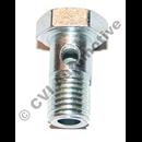 Banjo bolt, fuel injection (L = 16 mm)