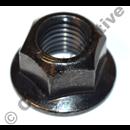 Flange lock nut M16