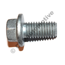Flange bolt, hexagon M10 x 20
