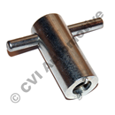 Key for removal of dashboard knobs (544/210/Amazon/P1800)