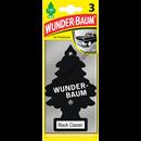 WUNDER-BAUM Black Classic 3-pack