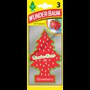 WUNDER-BAUM Strawberry 3 pieces